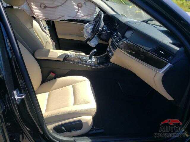 BMW 5 SERIES 2016 - WBA5A7C5XGG146729