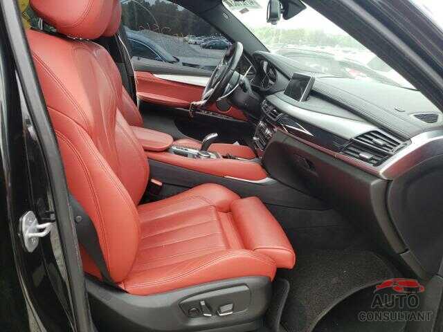BMW X6 2016 - 5UXKU2C57G0N78301