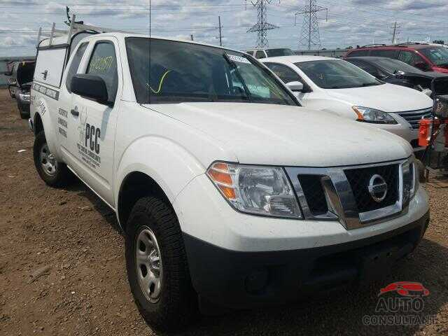 NISSAN FRONTIER 2016 - 1N6BD0CT8GN745477