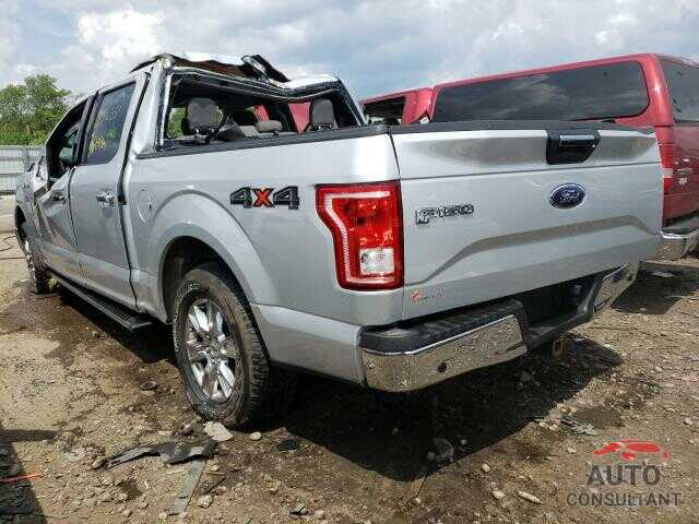 FORD F-150 2016 - 1FTEW1EP7GKF51587