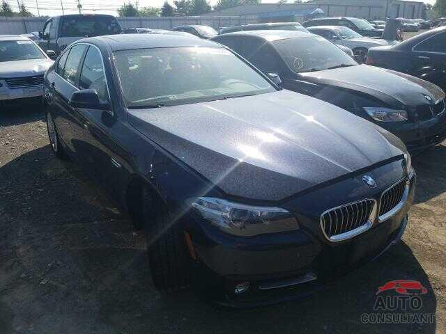 BMW 5 SERIES 2016 - WBA5B3C55GG254360