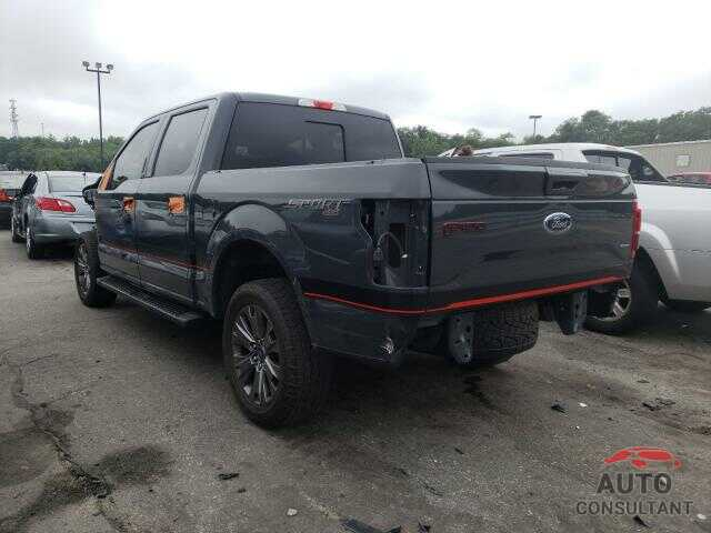 FORD F-150 2016 - 1FTEW1EF9GFC73520