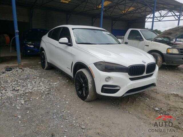 BMW X6 2016 - 5UXKU0C54G0F92602