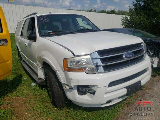 FORD EXPEDITION 2016 - 1FMJK1HT7GEF12916