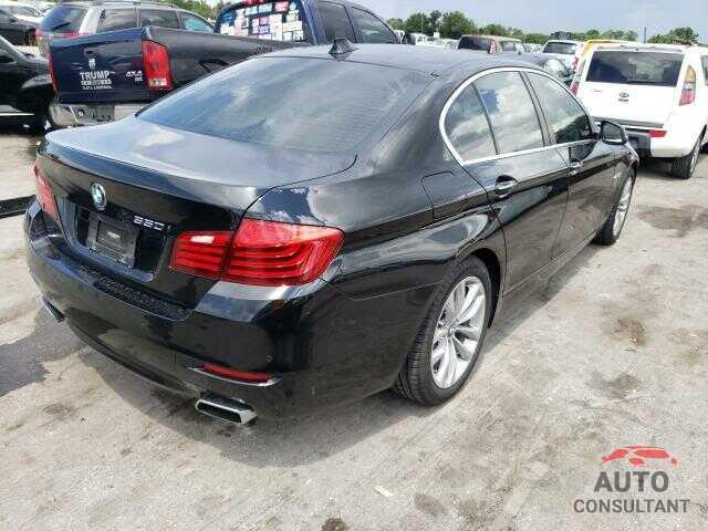 BMW 5 SERIES 2016 - WBAKN9C53GD962816