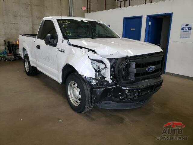 FORD F150 2016 - 1FTMF1CP0GKE16272