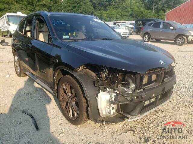 BMW X1 2016 - WBXHT3C34G5E54918