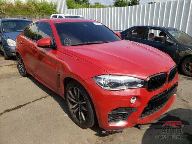BMW X6 2016 - 5YMKW8C55G0R43001