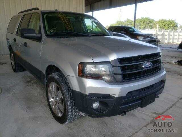 FORD EXPEDITION 2016 - 1FMJK1GT5GEF23401