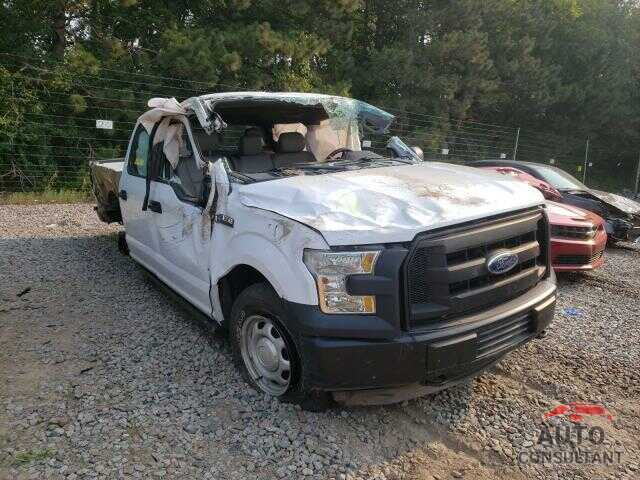 FORD F-150 2016 - 1FTFW1EFXGKF34181