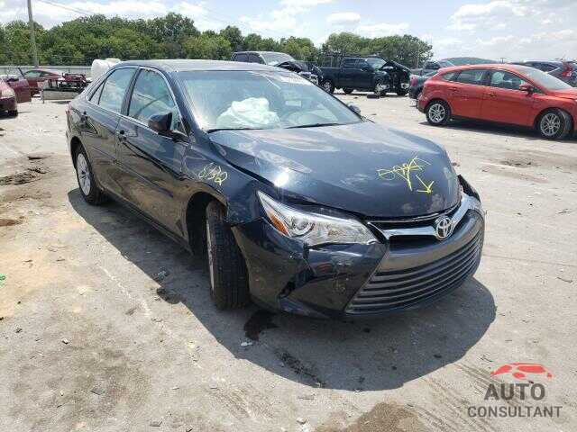 TOYOTA CAMRY 2016 - 4T4BF1FK5GR526702