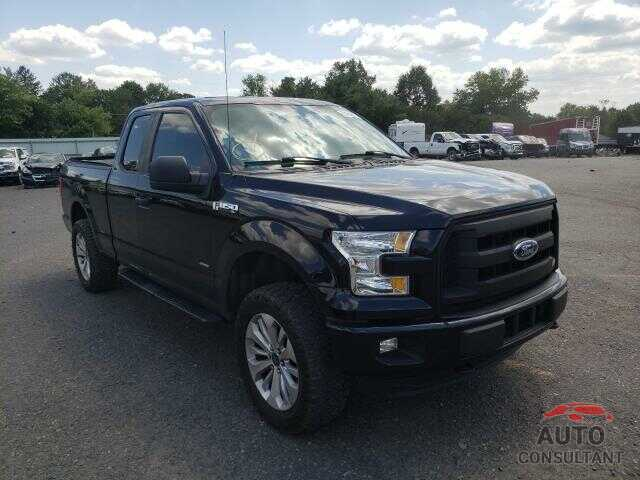 FORD F-150 2016 - 1FTEX1EP0GFC44803