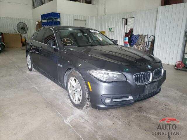 BMW 5 SERIES 2016 - WBA5A5C56GG348746