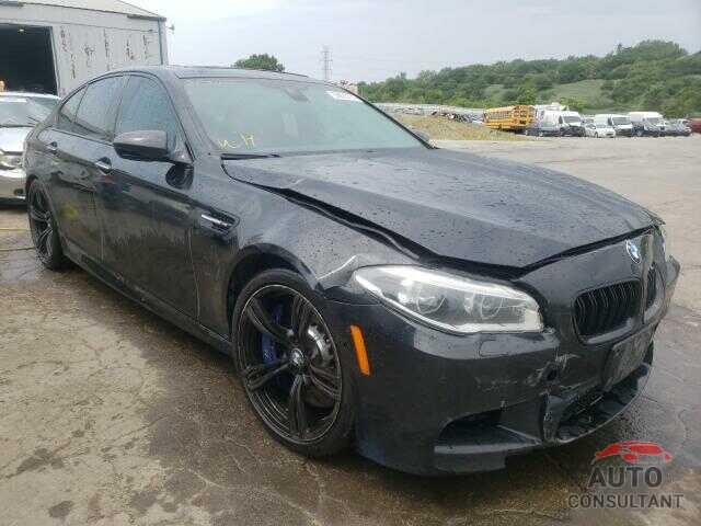 BMW M5 2016 - WBSFV9C52GG343183