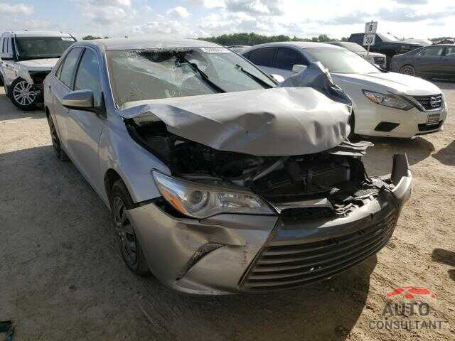 TOYOTA CAMRY 2016 - 4T4BF1FK8GR550444