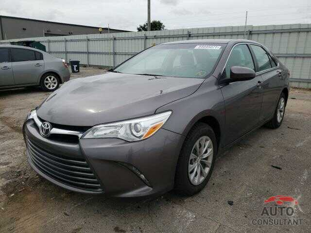 TOYOTA CAMRY 2016 - 4T4BF1FK4GR581724