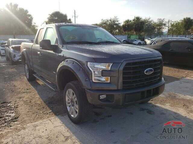 FORD F-150 2016 - 1FTEX1CPXGKF08717