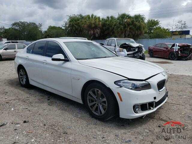 BMW 5 SERIES 2016 - WBA5A5C50GG349679