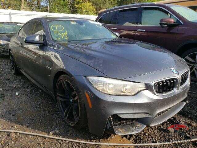 BMW M4 2016 - WBS3R9C59GK335764