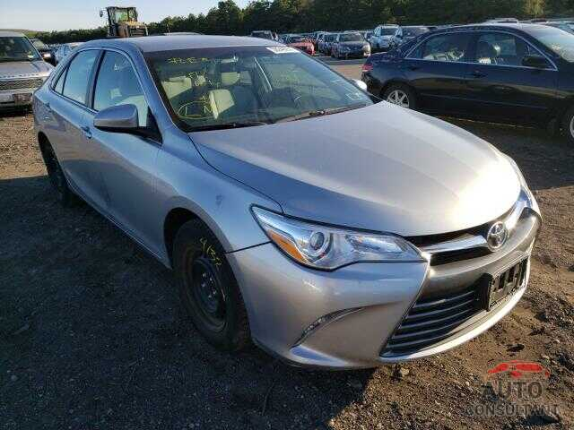 TOYOTA CAMRY 2016 - 4T4BF1FK5GR524867