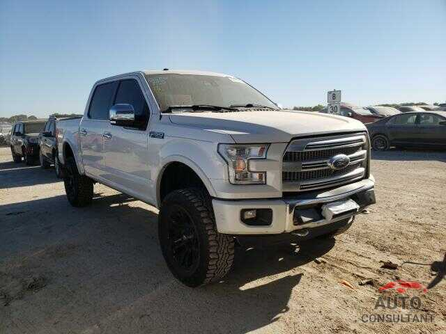 FORD F-150 2016 - 1FTEW1EF9GFB69805