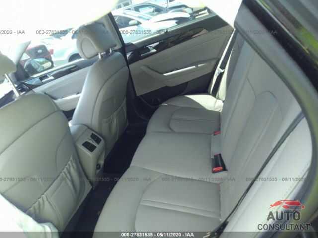 Hyundai Sonata 2016 - KMHE34L17GA026717