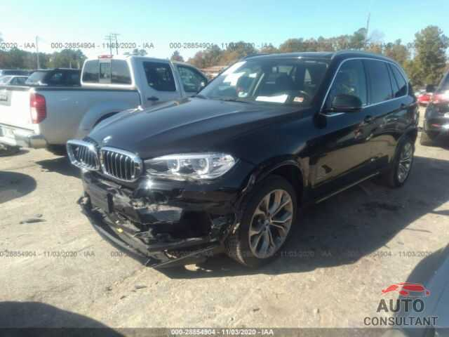 BMW X5 2016 - 5UXKR2C58G0R73332