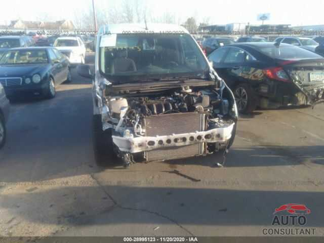 FORD TRANSIT CONNECT 2016 - NM0LS7F73G1248698