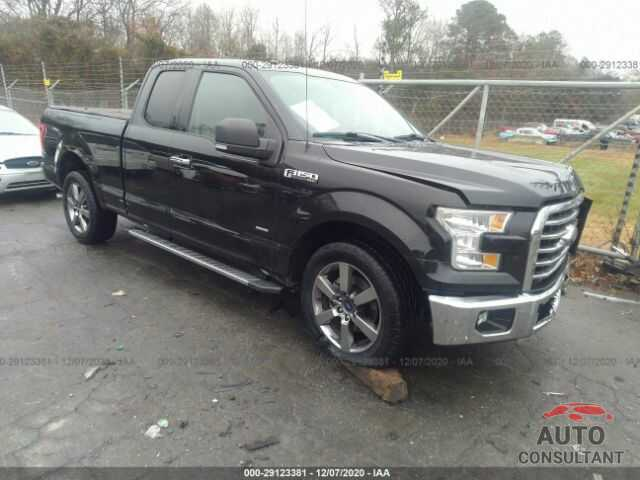FORD F-150 2016 - 1FTEX1CPXGFA07383