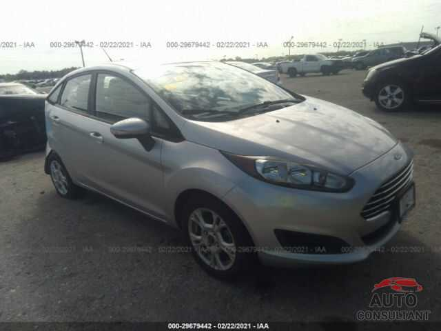 FORD FIESTA 2016 - 3FADP4BJ1GM106836