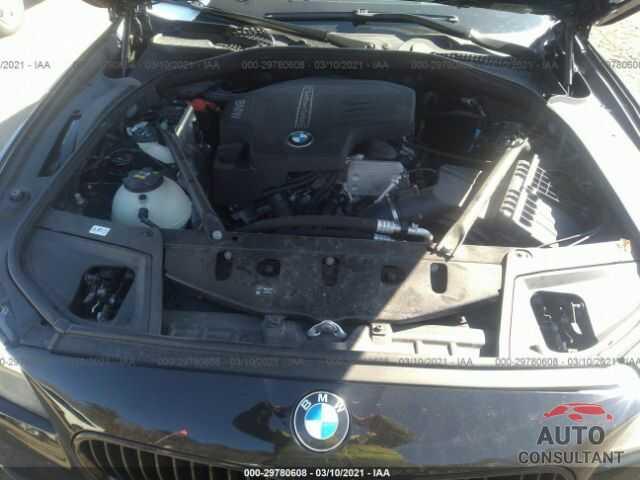 BMW 5 SERIES 2016 - WBA5A7C59GG644369
