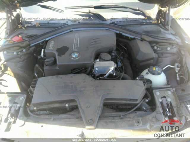 BMW 3 SERIES 2016 - WBA8E9G5XGNU29960