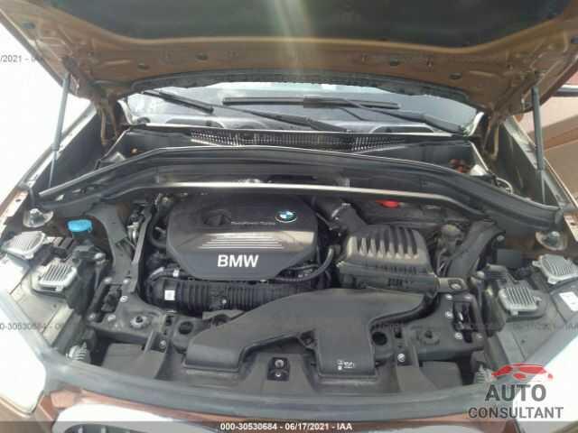 BMW X1 2016 - WBXHT3C32GP881810