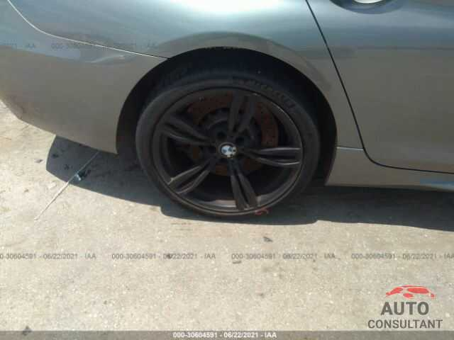 BMW M6 2016 - WBS6E9C50GGF92536