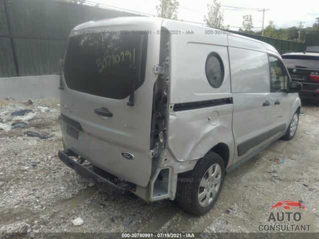 FORD TRANSIT CONNECT 2016 - NM0LS7F74G1259421