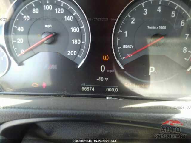 BMW M4 2016 - WBS3R9C56GK337245