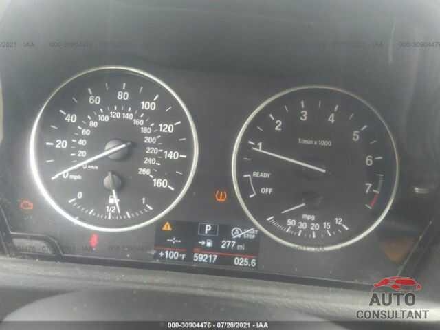 BMW X1 2016 - WBXHT3C34GP886443