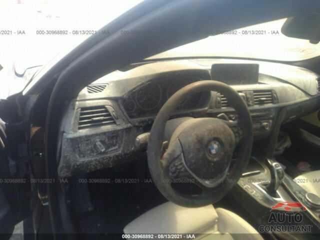 BMW 4 SERIES 2016 - WBA4B1C57GG243344