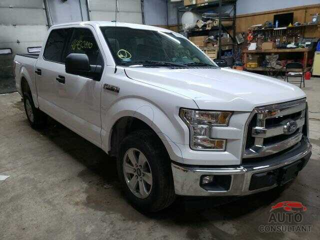 FORD F150 2017 - 1FTEW1CF1HKC75340