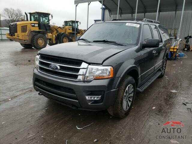 FORD EXPEDITION 2017 - 1FMJK1JT2HEA45481