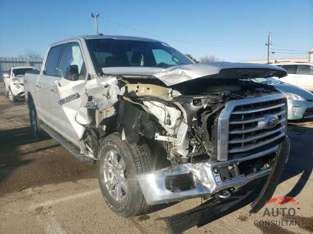FORD F150 2017 - 1FTEW1EF8HKC40520