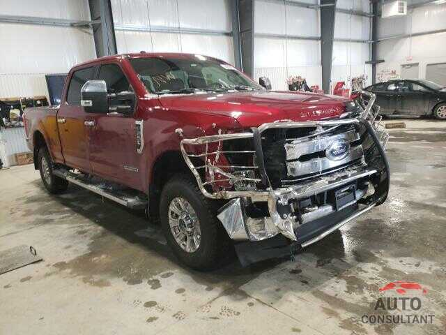 FORD F250 2017 - 1FT7W2BT9HEE46386