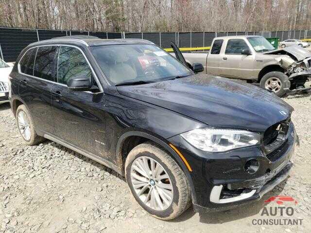 BMW X5 2017 - 5UXKR0C33H0V77412