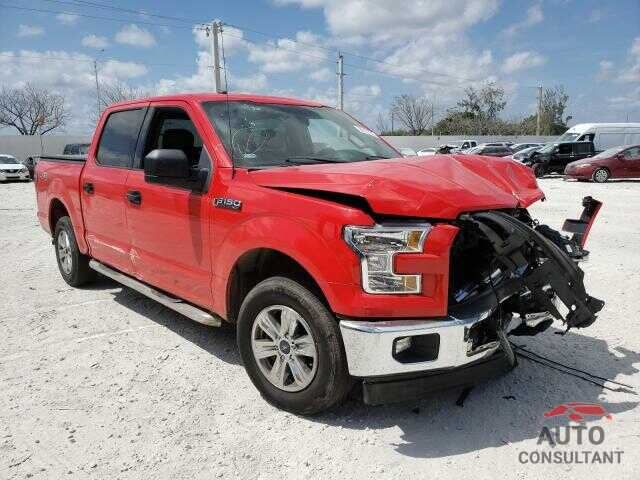 FORD F150 2017 - 1FTEW1C85HKD46475