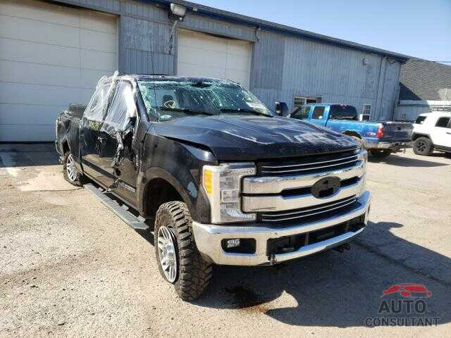 FORD F250 2017 - 1FT7W2BT3HEE76077