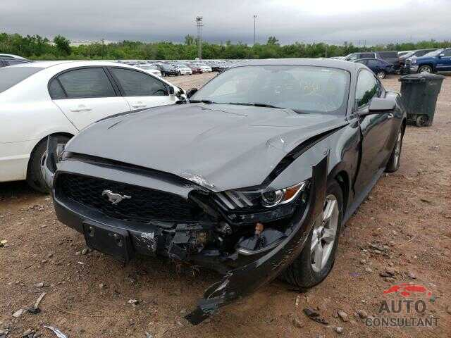 FORD MUSTANG 2017 - 1FA6P8AM9H5291060
