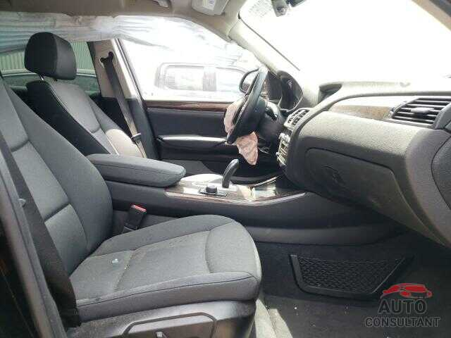 BMW X3 2017 - 5UXWZ7C36H0X41004