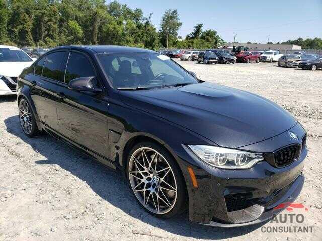 BMW M3 2017 - WBS8M9C36H5G84922