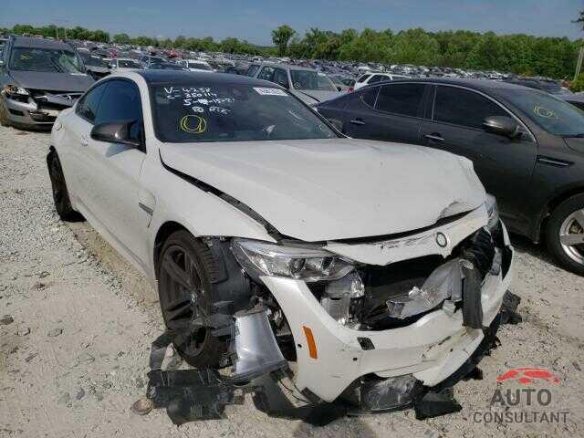 BMW M4 2017 - WBS3R9C33HA014258