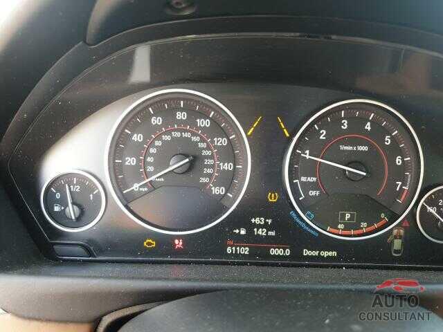 BMW 4 SERIES 2017 - WBA4E5C31HG810758